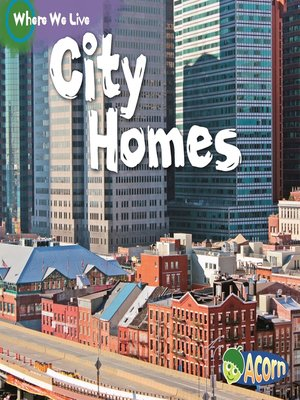 cover image of City Homes