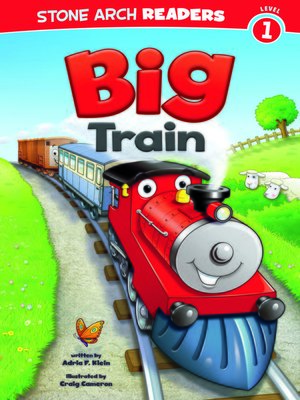 cover image of Big Train