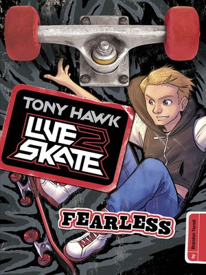 cover image of Tony Hawk: Fearless