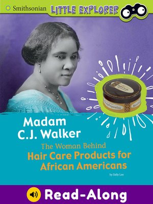 cover image of Madam C.J. Walker