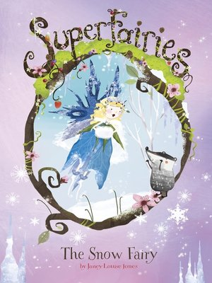 cover image of The Snow Fairy