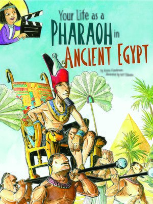 cover image of Your Life as a Pharaoh in Ancient Egypt