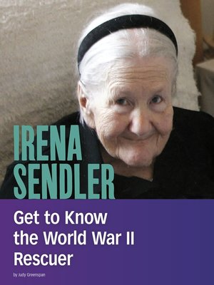 cover image of Irena Sendler