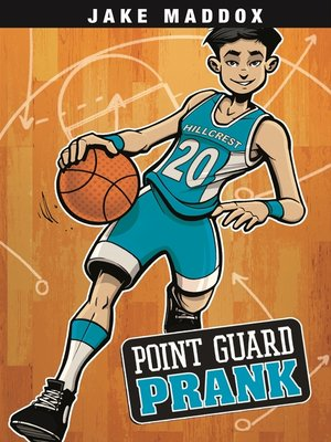 cover image of Point Guard Prank