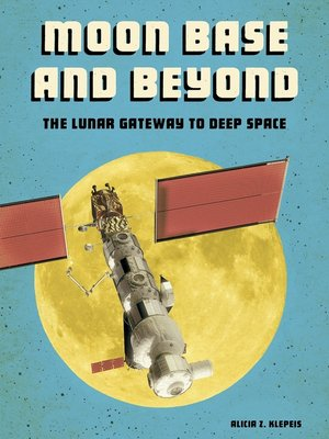 cover image of Moon Base and Beyond