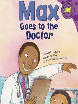 cover image of Max Goes to the Doctor