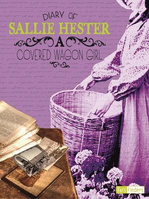 cover image of Diary of Sallie Hester