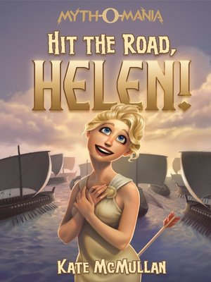 cover image of Hit the Road, Helen!