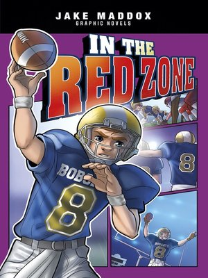 cover image of In the Red Zone