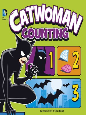 cover image of Catwoman Counting