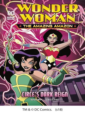 cover image of Circe's Dark Reign