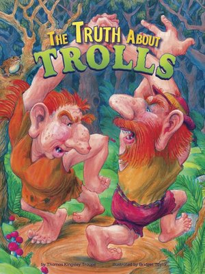 cover image of The Truth About Trolls