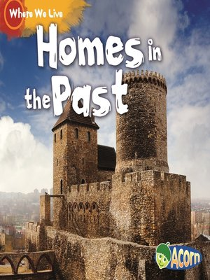 cover image of Homes in the Past