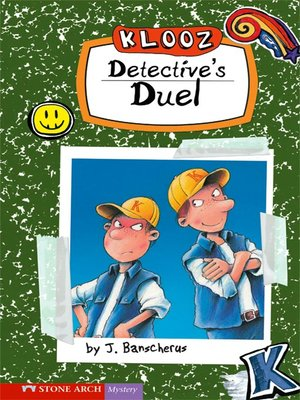 cover image of Detective's Duel