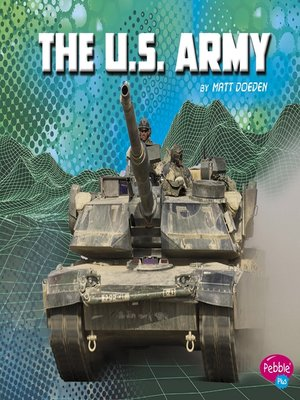 cover image of The U.S. Army
