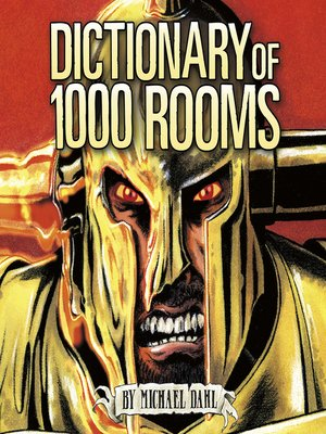 cover image of Dictionary of 1,000 Rooms