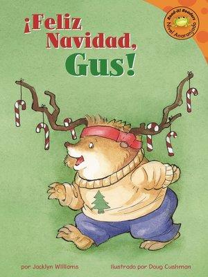 cover image of Feliz Navidad, Gus!