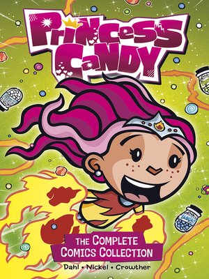 cover image of Princess Candy
