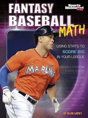 cover image of Fantasy Baseball Math