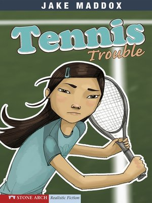 cover image of Tennis Trouble
