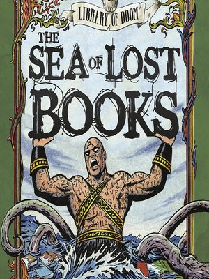 cover image of The Sea of Lost Books