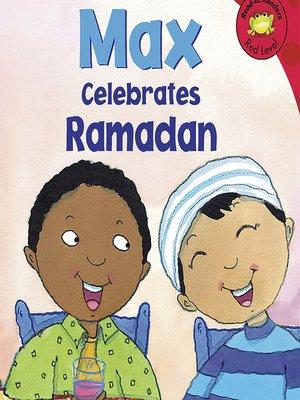 cover image of Max Celebrates Ramadan
