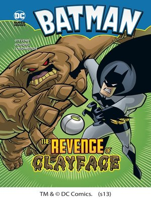 cover image of The Revenge of Clayface