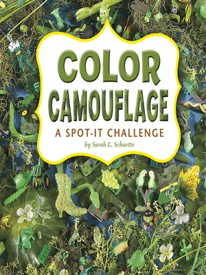 cover image of Color Camouflage
