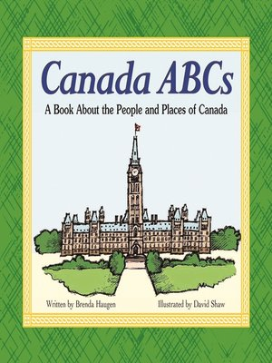 cover image of Canada ABCs