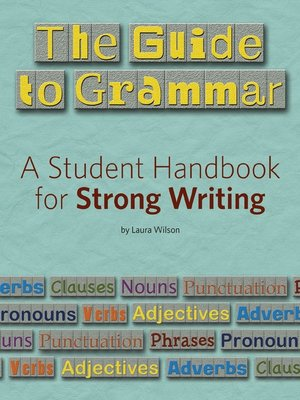 cover image of The Guide to Grammar