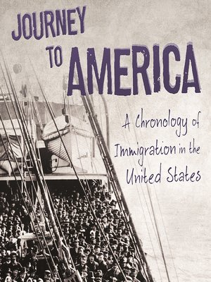 cover image of Journey to America