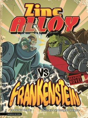 cover image of Zinc Alloy vs Frankenstein