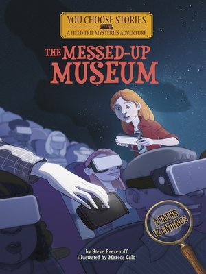 cover image of The Messed-Up Museum