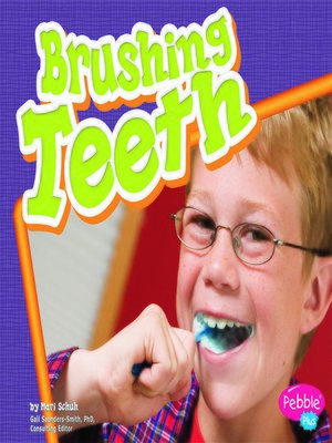 cover image of Brushing Teeth