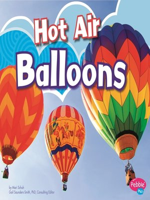cover image of Hot Air Balloons
