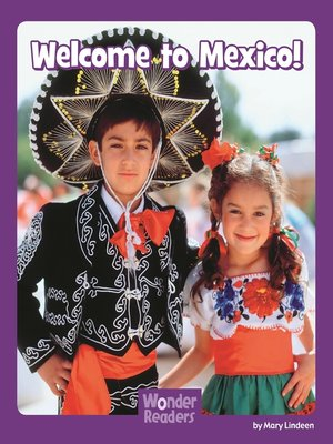 cover image of Welcome to Mexico