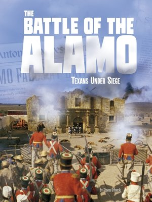 cover image of The Battle of the Alamo
