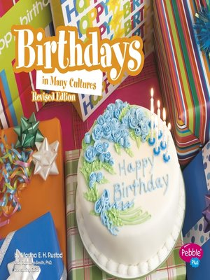 cover image of Birthdays in Many Cultures