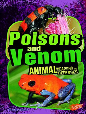a description of the terms venom and poison often used interchangeably Hypersensitivity reactions an example is contact dermatitis from poison ivy or nickel the terms atopy and allergy are often used interchangeably but are.