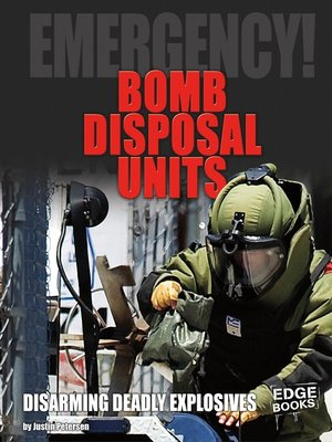 cover image of Bomb Disposal Units