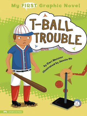 cover image of T-Ball Trouble