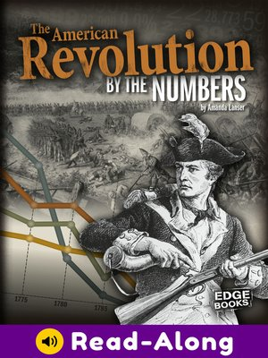 cover image of The American Revolution by the Numbers