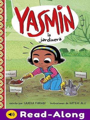 cover image of Yasmin la jardinera