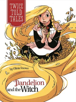 cover image of Dandelion and the Witch