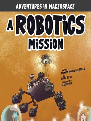 cover image of A Robotics Mission