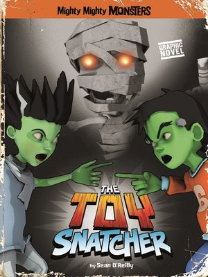 cover image of The Toy Snatcher