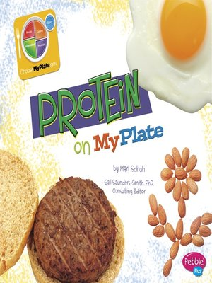 cover image of Protein on MyPlate