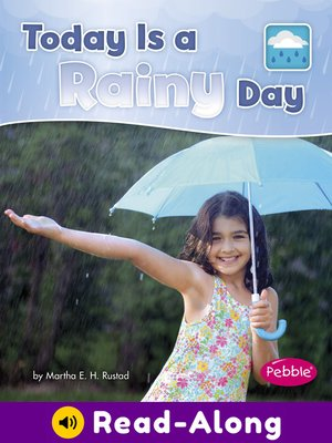 cover image of Today is a Rainy Day