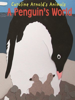 cover image of A Penguin's World