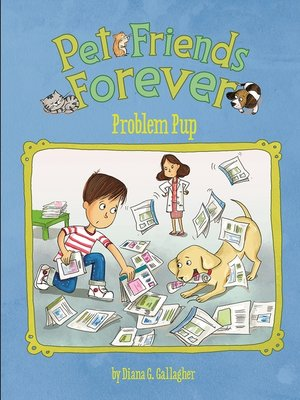 cover image of Problem Pup